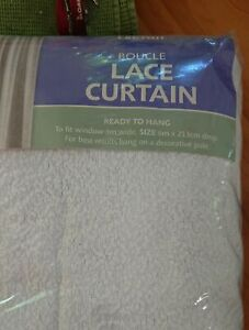 Lace Curtains - Ready to hang