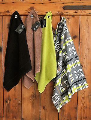 Stuco Geschirrtuch Küchentuch Trockentuch Golftuch mit Öse aktuell Baumwolle