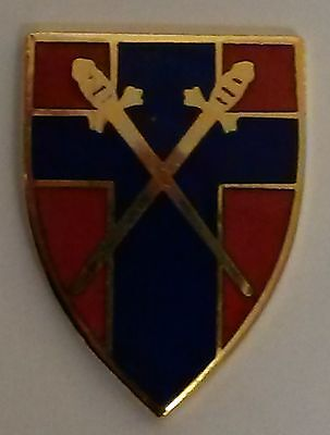 - BRITISH FORCES GERMANY Shield Shape Lapel Badge