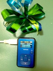 Sansa clip plus MP3