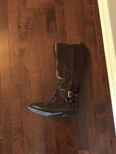 Marc Fisher Leather knee boots / size 6