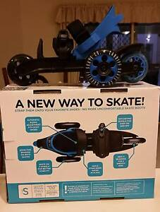 Nearly New Cardiff 3 Wheel Skate Boots Cooloola Cove Gympie Area Preview