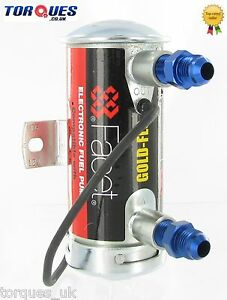 AN-6-JIC-6-Facet-Works-Red-Top-Fuel-Pump-Ideal-For-Weber-Dellorto-Swirl-Pot