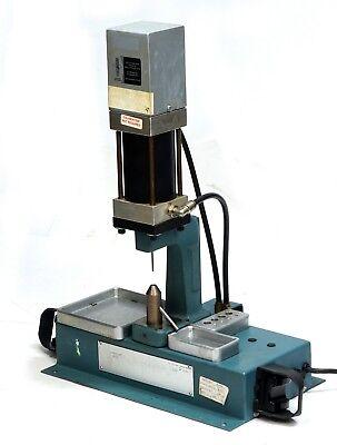 Janesville A-0066 14t Precision Pneumatic Press 528lb80psi W Ballizing Fixture