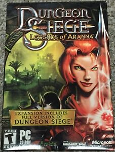 Dungeon Siege Legends of Aranna PC Game