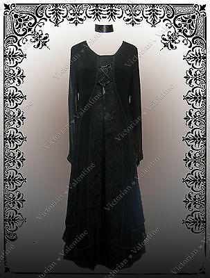 Steampunk Gatsby Victorian 1920s Downton Abbey Gothic Clothing Prom Dress - 1920s Clothing