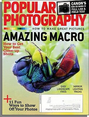 Popular Photography - 2016, November - How to Get Your Best Close-Up