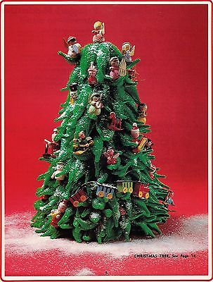 Christmas Tree Pattern - Craft Books: #1204 Make Yours a Crafty Christmas III ()
