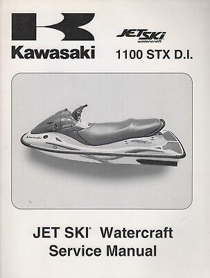 2003 KAWASAKI JET SKI  WATERCRAFT 1100 STX D.I.  SERVICE  99924-1307-01 (742)