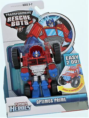 Playskool Heroes Optimus Prime Rescue Bots