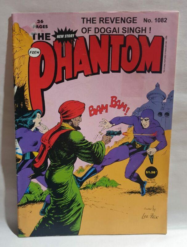 COMIC BOOK ~ PHANTOM 1082