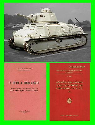 Galeria COLLECTION - CARRO ARMATO SCHNEIDER SOMUA S35 REGIO ESERCITO TANK Manual - DVD
