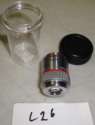 Leica 160- Plan 4 0.10 Microscope Objective