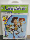 Leapster Toy Story Electronic Learning Game Cartridges & Books