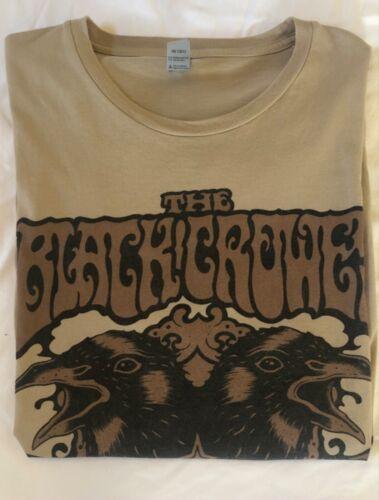 Black Crowes T Shirt ( Large )