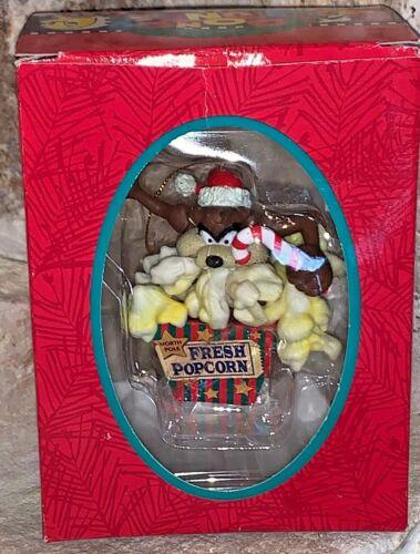 Looney Tunes Taz Tasmanian Devil Fresh Popcorn Christmas Ornament & Original Box