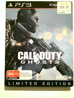 CALL of DUTY 👻 GHOSTS
