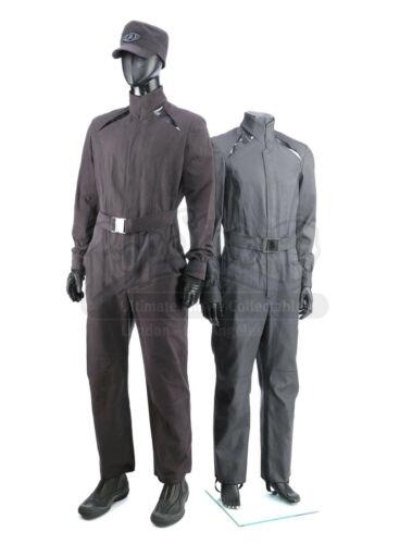 STAR TREK INTO DARKNESS (2013) - Pair of Starfleet Loader Uniforms