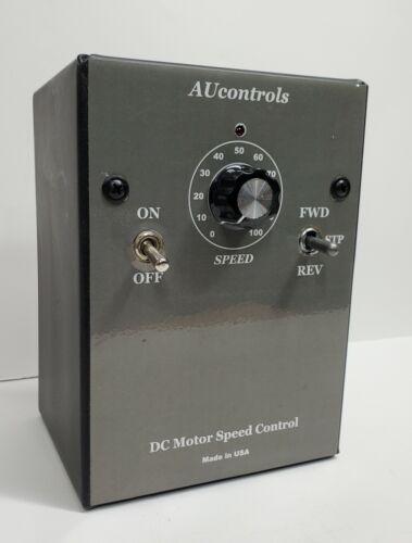 REVERSIBLE 3 HP DC Motor Speed Controller for: 180 VDC, 15 Amp.