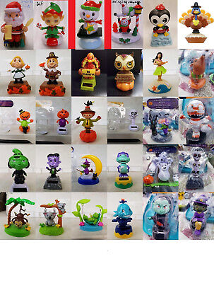 SOLAR DANCING TOYS DANCERS MANY TYPES CHRISTMAS THANKSGIVING HOLIDAY DECORATIONS (Thanksgiving Toys)
