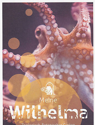 AK WILHELMA / Stuttgart - Krake Pulpo Octopus Zoo Tierpark