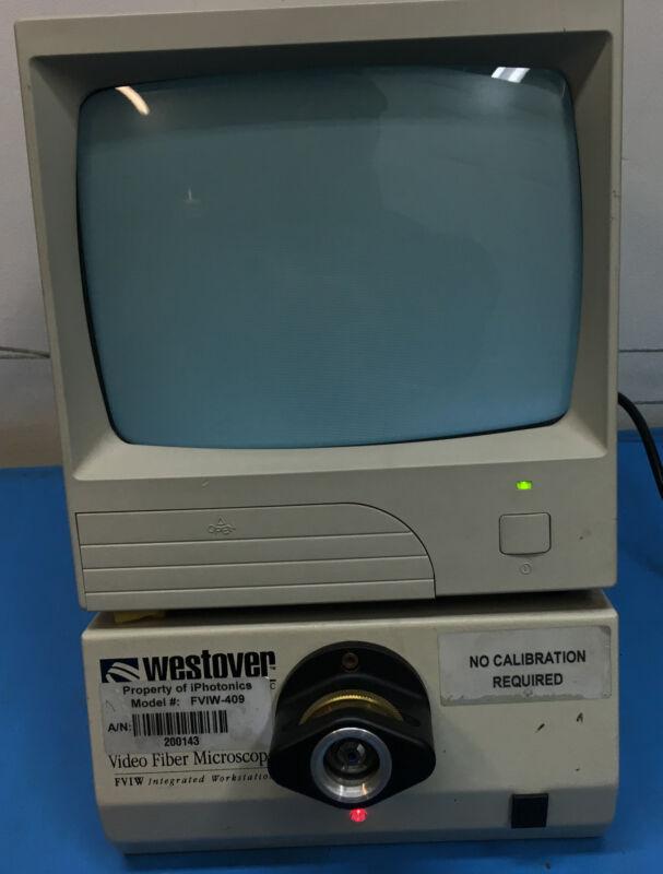 Westover FVIW409 Fiber Video Microscope,