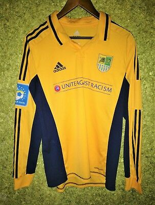 METALIST KHARKIV KIT + SHORTS 2012 2013 Player Issue Jersey Football Ukraine (L) image