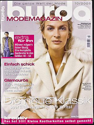 Burda Modemagazin 10.2005