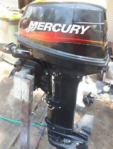 Mercury 15HP outboard   long shaft