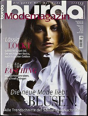 Burda Modemagazin 01.2008