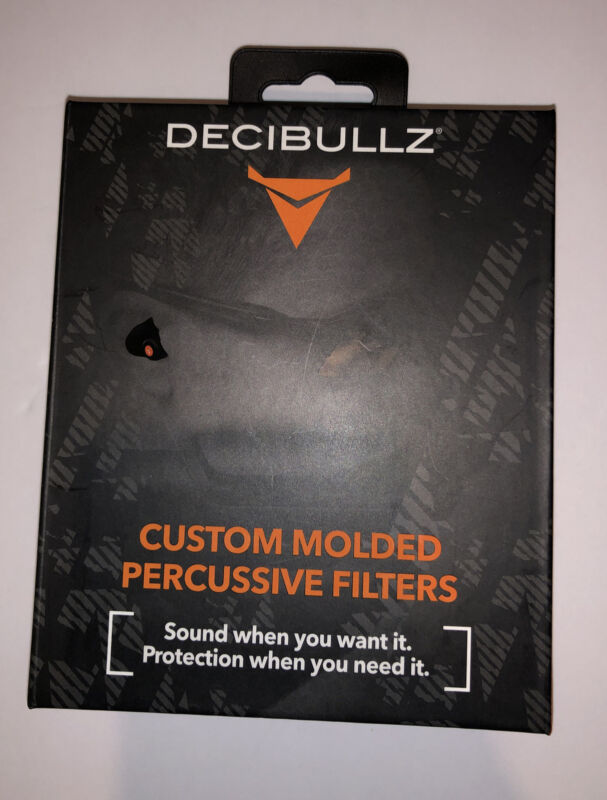 Decibullz - Custom Molded Percussive Filters Custom Molded Hearing Protection