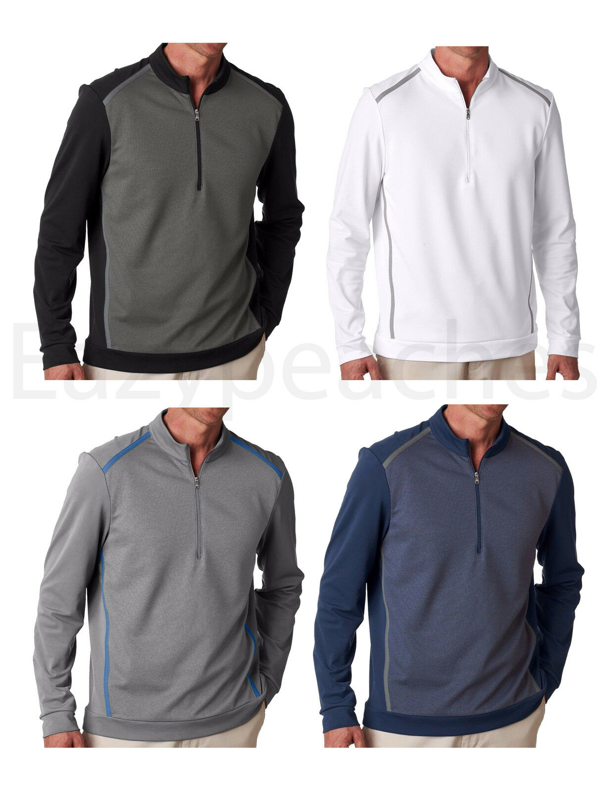 adidas 1 2 zip pullover
