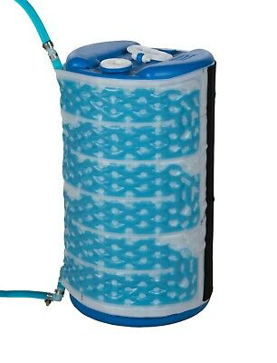 Flux Wrap By North Slope Chillers 15-gallon Drum Jacket Winsulation Wrap