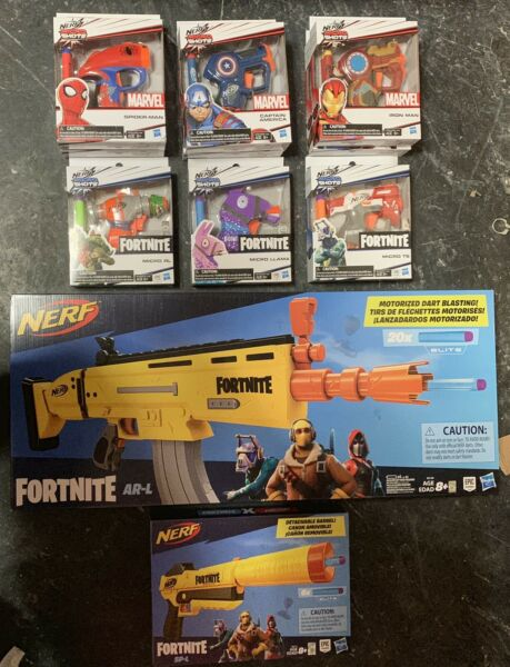 Nerf & Nerf rival , Dartzone, Adventure Force blasters! Brand new