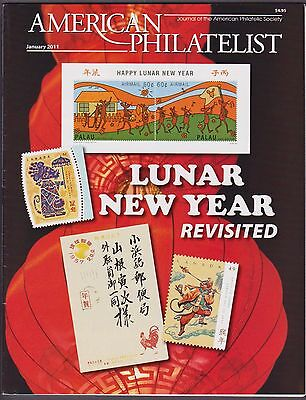 APS Magazine Jan 2011, Happy New Year / Lunar New Year Revisited - I Combine S/H ()