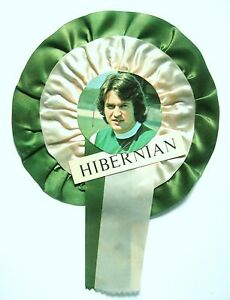 Hibs-Vintage-1970s-Rosette-Ally-McLeod-Hibernian