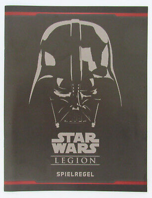 Regelbuch & Zubehör Star Wars Legion Grundspiel