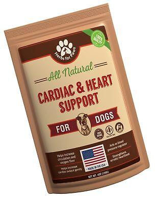 Dog Cardio Strength Heart Murmur Supplement, vitamins for pet heart health | ...