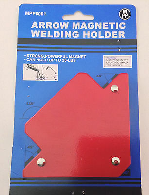 3in. Arrow Magnetic Welding Holder 25lb Weight Limit
