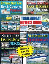 Trailerboat Buyer's Guides 5 Pack:Review Savage, Haines Signature Southport Gold Coast City Preview