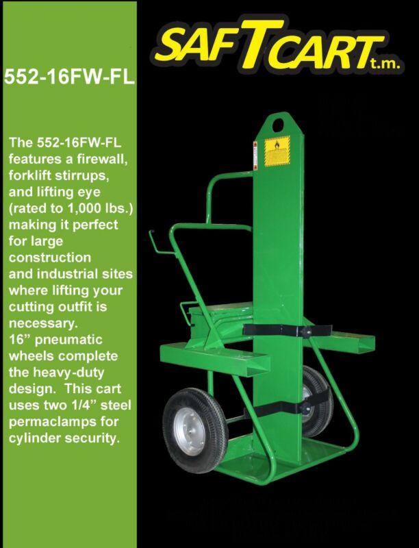 SafeTCart Oxy/Acetylene Cylinder Storage Cart