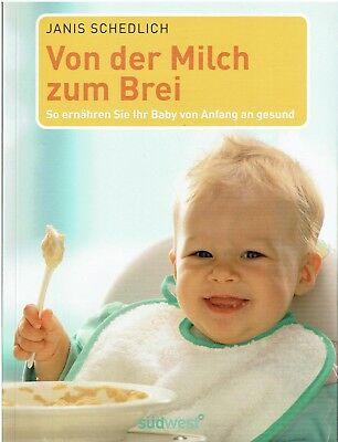 Von der Milch zum Brei  So ernähren Sie Ihr Baby von Anfang an gesund
