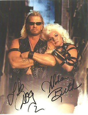 Signed Preprint DOG THE BOUNTY HUNTER Autographed DOG Photo