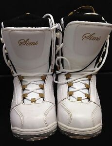 Snowboard Boots by SIMS
