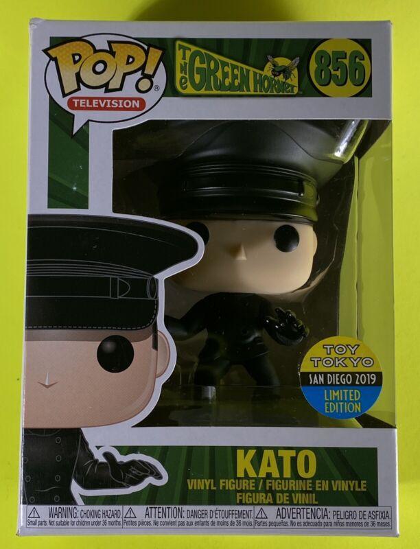 Funko POP SDCC Rat Fink GITD Peter Pez Kato Ultraman Toy Tokyo Exclusives