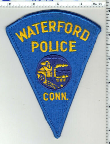 Waterford Police (Connecticut) 3rd Issue Shoulder Patch