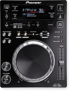 NEW Pioneer DJ CDJ-350 Multi player Compatible USB / rekordbox From JP with TN