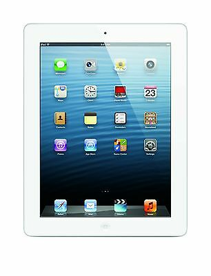 Geniune Apple iPad 4 retina Generation 32GB White WiFi + 4G *VGWC!* + Warranty!