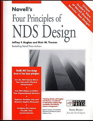 Руководство Novell's Four Principles of NDS
