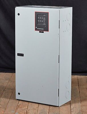Ge Zenith Ztg Automatic Transfer Switch W Mx100 200a 120240v 3ph Excellent
